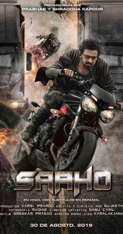 Saho Movie Review by Jatin.R.patel in Gujarati