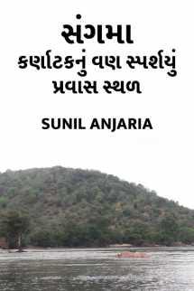 SUNIL ANJARIA દ્વારા સંગમા - કર્ણાટકનું વણ સ્પર્શયું પ્રવાસ સ્થળ ગુજરાતીમાં