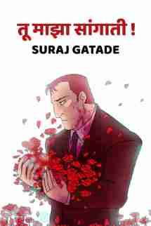 तू माझा सांगाती...! by Suraj Gatade in Marathi