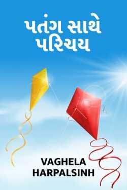 Patang sathe parichay by VAGHELA HARPALSINH in Gujarati