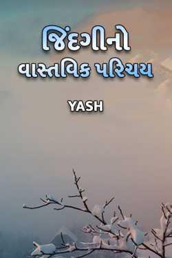 જિંદગીનો વાસ્તવિક પરિચય  by Yash in Gujarati