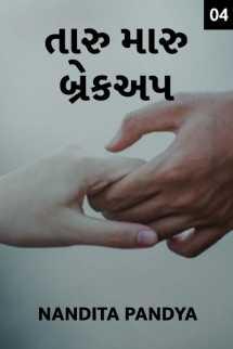 Nandita Pandya દ્વારા તારુ મારુ બ્રેકઅપ - 4 ગુજરાતીમાં
