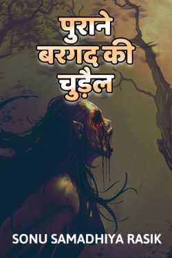 पुराने बरगद की चुड़ैल  by सोनू समाधिया रसिक in Hindi