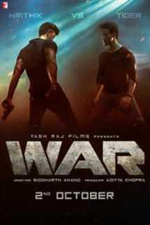 Movie Review - WAR by Siddharth Chhaya in Gujarati