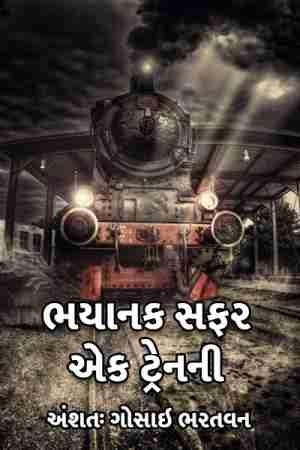 ભયાનક સફર એક ટ્રેનની by અંશતઃ. ગોસાઇ ભરતવન in Gujarati