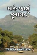 Maru vhalu Junagadh by Tatixa Ravaliya in Gujarati