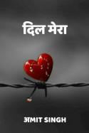 दिल मेरा बुक अmit Singh द्वारा प्रकाशित हिंदी में