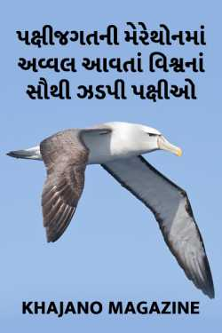 Fastest-birds-of-the-world by Khajano Magazine in Gujarati