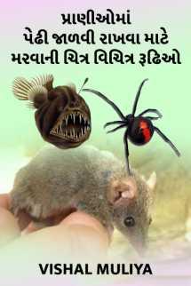 Pranioma pedhi jalvi rakhva mate marvani chitr vichitra rudhio - bhaag 01 by Vishal Muliya in Gujarati