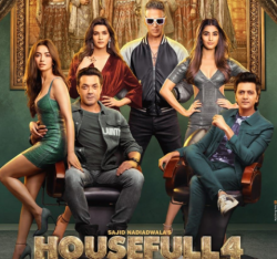 Movie Review - Housefull 4 by Siddharth Chhaya in Gujarati