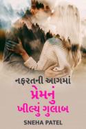 Sneha Patel દ્વારા નફરતની આગ માં પ્રેમ નું ખીલ્યું ગુલાબ - 1 ગુજરાતીમાં