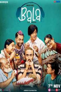 Bala - Movie Review by Siddharth Chhaya in Gujarati