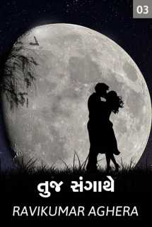 RaviKumar Aghera દ્વારા તુજ સંગાથે... - 3 ગુજરાતીમાં