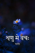 shrunu me vachah by Bhargav Patel in Hindi