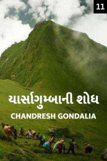 Chandresh Gondalia દ્વારા યાર્સાગુમ્બા ની શોધ - ૧૧ ગુજરાતીમાં