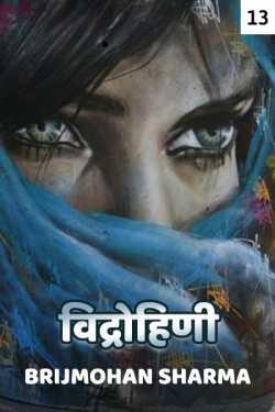 Vidrohini - 13 by Brijmohan sharma in Hindi