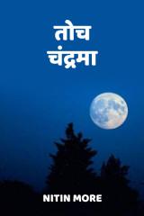 तोच चंद्रमा..  by Nitin More in Marathi