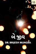 Dr. Brijesh Mungra દ્વારા બે જીવ - 11 ગુજરાતીમાં