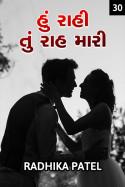 Radhika patel દ્વારા હું રાહી તું રાહ મારી.. - 30 ગુજરાતીમાં