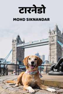 टारनेडो - kahani ek mamuli kutte se lekar super hero banane tak kee बुक Mohd Siknandar द्वारा प्रकाशित हिंदी में
