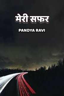 मेरी सफर बुक Pandya Ravi द्वारा प्रकाशित हिंदी में