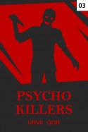 PSYCHO KILLERS - 3 बुक Urvil Gor द्वारा प्रकाशित हिंदी में