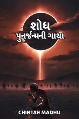 શોધ – પુર્નજન્મની ગાથા  દ્વારા chintan madhu in Gujarati