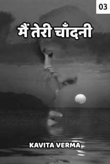 मैं तेरी चाँदनी - 3 बुक Kavita Verma द्वारा प्रकाशित हिंदी में