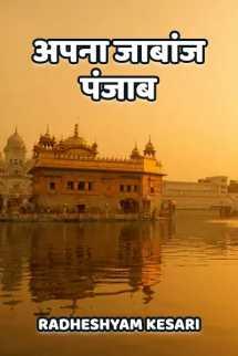 अपना जाबांज पंजाब बुक Radheshyam Kesari द्वारा प्रकाशित हिंदी में