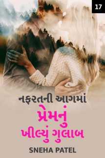 Sneha Patel દ્વારા નફરતની આગ માં પ્રેમ નું ખીલ્યું ગુલાબ - ૧૭ ગુજરાતીમાં
