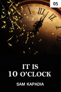 It is 10 Oclock - 5 by Sunil Kapadia in English