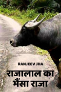 राजालाल का भैंसा राजा। बुक Ranjeev Jha द्वारा प्रकाशित हिंदी में