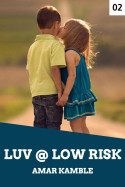 LUV @ LOW RISK - 2 by Amar Kamble in English