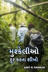 મુશ્કેલીઓ દૂર કરતા શીખો  by Amit R Parmar in Gujarati