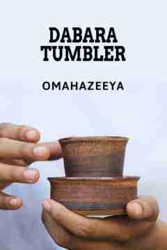 Dabara Tumbler by Omahazeeya in English