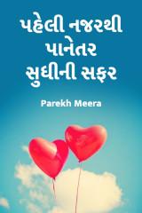 પહેલીનજરથીપાનેતર સુધી ની સફર  દ્વારા Parekh Meera in Gujarati