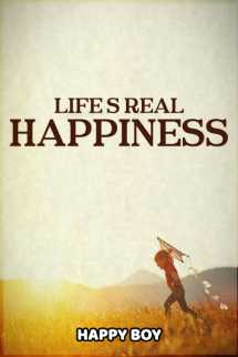 LIFE S REAL HAPPINESS by HAppY BoY in English