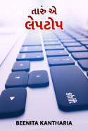 Beenita Kantharia દ્વારા તારું એ લેપટોપ ગુજરાતીમાં