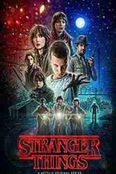 stranger things season 1 - web series review by King K.M in English