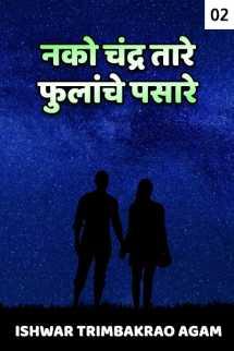 नको चंद्र तारे, फुलांचे पसारे.... - 2 मराठीत Ishwar Trimbakrao Agam