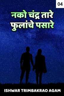 नको चंद्र तारे, फुलांचे पसारे.... - 4 मराठीत Ishwar Trimbakrao Agam