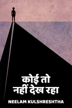 koi to nahi dekh raha by Neelam Kulshreshtha in Hindi