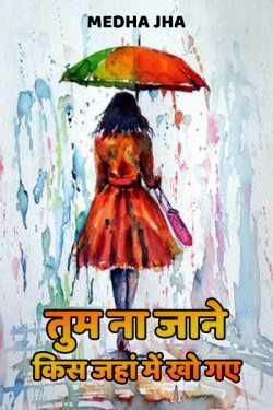 तुम ना जाने किस जहां में खो गए..... by Medha Jha in :language