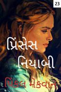 pinkal macwan દ્વારા પ્રિંસેસ નિયાબી - ભાગ 23 ગુજરાતીમાં