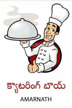 catering boy by Amarnath in Telugu