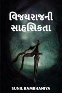 Sunil Bambhaniya દ્વારા વિજયરાજની સાહસિકતા ગુજરાતીમાં