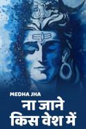 ना जाने किस वेश में ....... by Medha Jha in Hindi