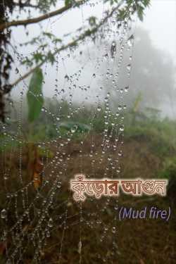 Mud fire by Kalyan Ashis Sinha in Bengali