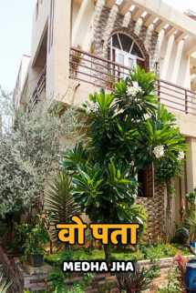 वो पता बुक Medha Jha द्वारा प्रकाशित हिंदी में