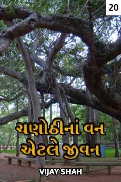 Chanothina Van aetle Jivan - 20 by Vijay Shah in Gujarati